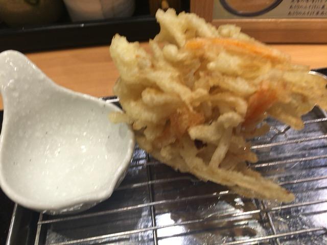 揚げたて天ぷら定食 まきの