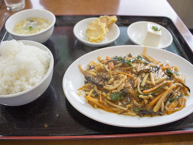 中国料理 純華楼(大阪 玉造・森之宮)