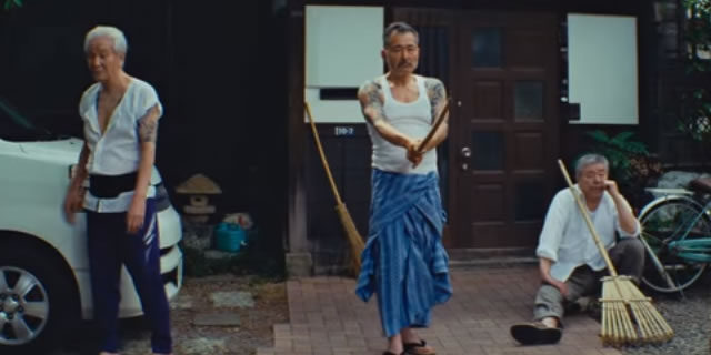 北野映画ファンの評価が高い!「龍三と七人の子分たち」の感想(ネタバレ)