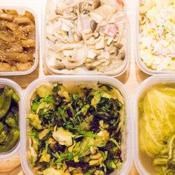 今週の常備菜はキャベツを使った人気のレシピを参考に、日持ちを考慮!