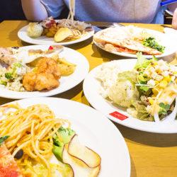 大阪・京橋でピザ食べ放題のランチならサルヴァトーレクオモ&バール!