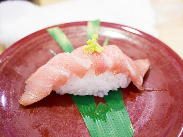 スカイツリー内、ソラマチにも出店!回転寿司トリトンで北海道の魚を満喫!