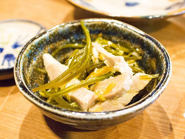 大阪・天六(天神橋筋六丁目)の琉球泡盛酒場「とぅるるん」で沖縄料理