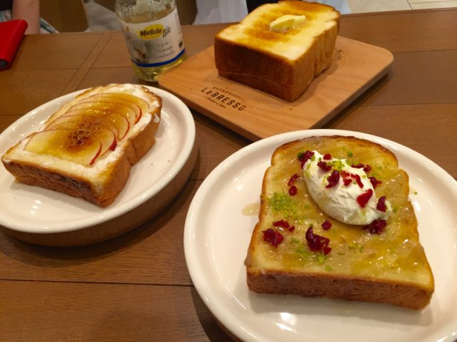 大阪・梅田のグランフロントにあのレブレッソ 2号店が!食パンやジャムが魅力的!
