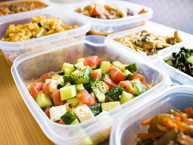 今週の常備菜 夏はお酢でさっぱりとトマト きゅうり クリームチーズでマリネ!
