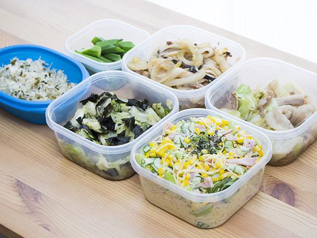 [今週の常備菜]夏バテにあっさり・さっぱり、スタミナメニュー!
