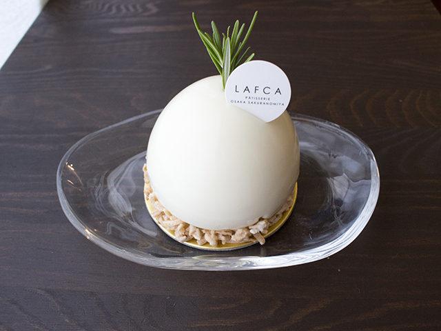 大阪、天満・桜ノ宮の極上スイーツ「LAFCA(ラフカ)」のケーキをレポート