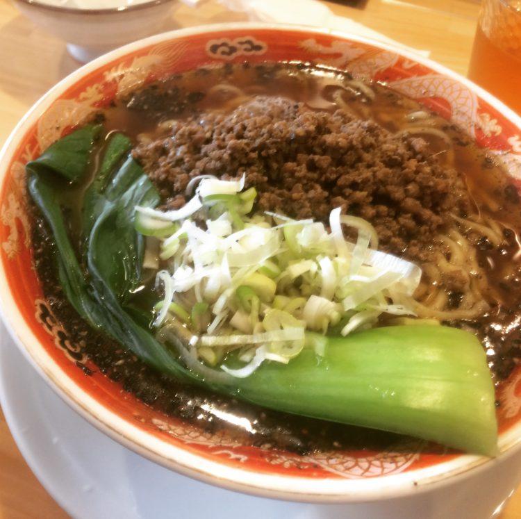 大阪で一番おすすめの担々麺「担担麺ジャパニーズオリジナルタンタン」都島