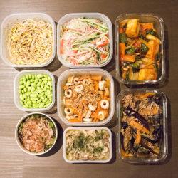 サラダにあう!ししとうと枝豆ともやしを使った常備菜のレシピ