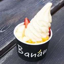 ハワイのアイス「バナン」はモンサラット通りのかわいいトラック型店舗!